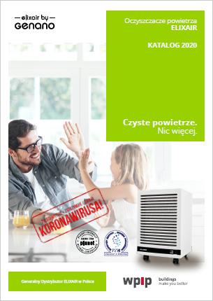 Oczyszczacz elektrostatyczny katalog